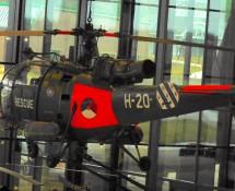 Al-III Februar 2016 (FK)Alouette III (FK)