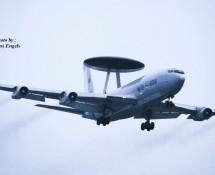 Boeing E-3A Sentry (AWACS) (NATO) (HE)