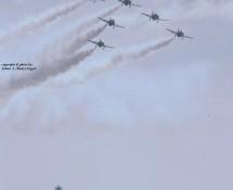 Patrulla Aguila (CASA Aviojet)