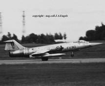 F-104 B.A.F.(CHE)