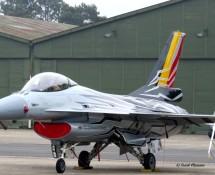 F-16A BelgianAF (FK)(