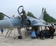 Mirage 200/5F 2-EX/40 of GC 1/2 (FK)