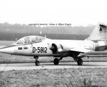 D-5812 at Soesterberg in 1969 (HE)