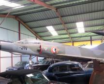 3-JN, Mirage 3E (FK)