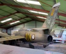 F-84F (ex BAF Fu-76) (FK)