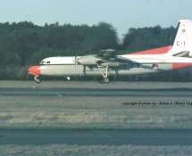 C-1 at Soesterberg in 1970 (HE)