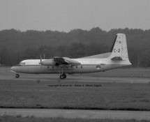 C-2 at Soesterberg in 1968 (HE)