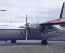 C-5 at Bierset in 1969 (HE)