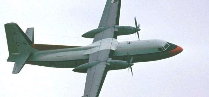 KLu : FOKKER F-27
