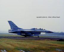 F-16B 311 squadron (HE)
