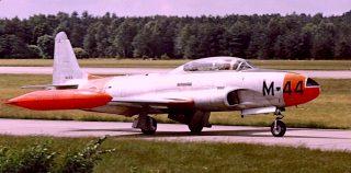 KLu : Lockheed T-33