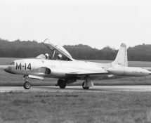 M-14 at Soesterberg in 1968 (HE)