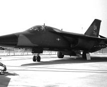 F-111E UH-68-0016 of 20TFW
