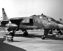 Jaguar T2 XX840-BZ 17 sqn RAF