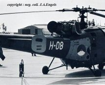 H-08 at Leeuwarden in 1969 (CHE)