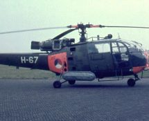H-67 at Gilze Rijen in 1969 (HE)