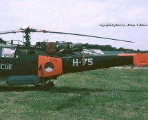 H-75 at Deelen in 1983 (HE)