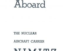 Welcome Aboard the NIMITZ !