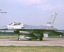 (1987) F-16 K.Lu. 322 sq. (HE)