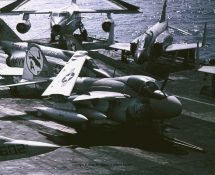 flight-deck USS NIMITZ (HE)