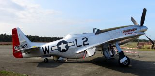 WARBIRDS at the Zoersel/Malle Fly-in August 2017