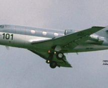 Dassault Falcon 10MER (HE)