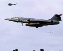 F-104 Starfighter Luftwaffe (HE)