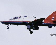 Hawk RAF (HE)