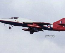 Hawker Hunter RAF (HE)