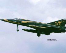 Mirage 5 BA Belgian AF  (HE)