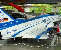 EADS/Boeing X-31 Vector