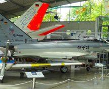 EF-2000 Eurofighter DA1