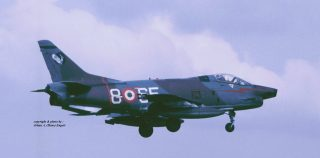 Spotting at Volkel (NL) , September 15th , 1988 ( 35 years 306 squadron , K.Lu.)