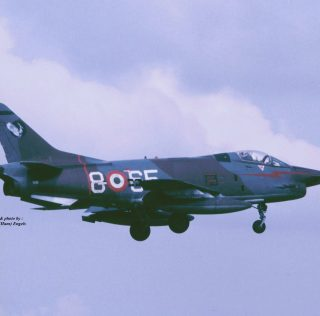Spotting at Volkel (NL) , September 15th , 1988 ( 35 years 306 squadron , K.Lu.)