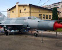 Mig-21b-K, Belgrade April2018 (FK)
