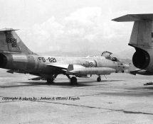 F-104 Turkish AF FG-12621 (HE)