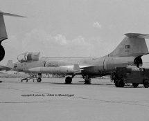 F-104 Turkish AF 12732 (HE)