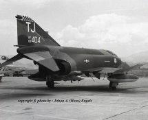 F-4E TJ 68-404 USAFE 401 TFW (HE)