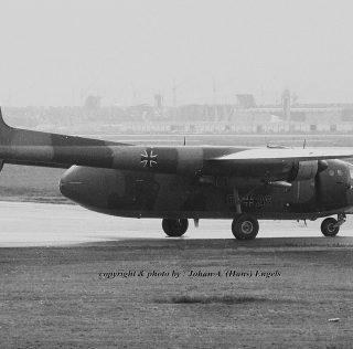 Aircraft-Spotting Frankfurt-Rhein Main AB (G) , May 17th , 1969