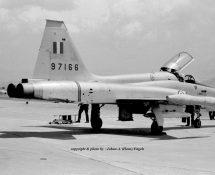 Northrop F-5 HAF 97166 (HE)