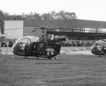 Alouette II W.German Army (HE)