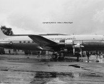 Douglas C-118  USAFE (HE)