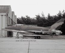 F-100D USAFE 20 TFW (CHE)
