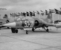 F-104 Starfighter Italian AF (HE)