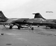 F-104 Starfighter Belgian AF (HE)