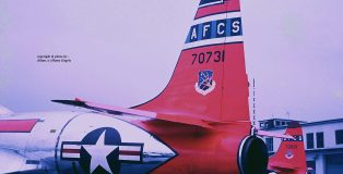 Lockheed T-33 USAFE (HE)