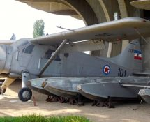 70101 DHC Beaver YAF (FK)