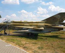Mig-21, Alten-Buseck 2018 (FK)