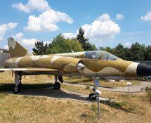 Mirage 3E, Alten-Buseck 2018 (FK)
