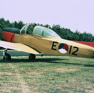 KLu : Fokker S-11 Instructor